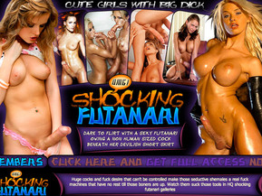 Huge cocks and fuck desire that can't be controlled make those seductive shemales a real fuck machines that have no rest till those boners are up. Watch them suck those tools in HQ shocking futanari galleries