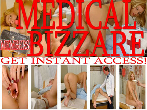Exclusive collection of medical fetish porn!