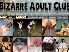Slutty slave girls tied and bound at Bizarre Adult Club! You won't believe the punishments these sluts are gonna get, but they deserve them all!
