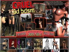 Watch this 3d bdsm art and see for yourself some of the tested and proved ways to keep your slave in shape at these 3d bdsm porn pictures!