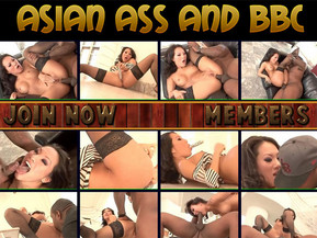 Slutty asian babe pounded by big black cock! Get access right now and watch exclusive asian interracial xxx!