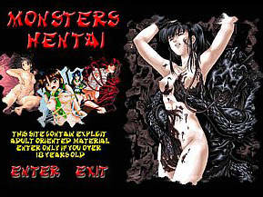 Hentai BDSM and Sadomazo, Fedom, Fetish, Monsters & Tentacles