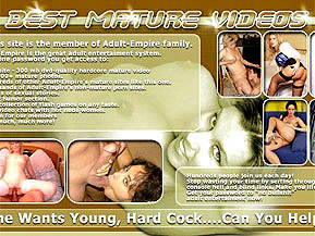 Get cool photo sets of horny matures gangbanged by young boys