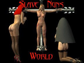 World of slave nuns and bizarre rituals