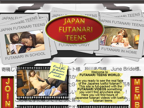 Welcome to Futanari Teens world.Are you ready to see the real face of the Japan innocent futanari? This site is full-packed with the FUTANARI VIDEOS - something you won't find anywhere else.Here you find hours of Japanese futanari videos with lustful and innocent futanari teens.