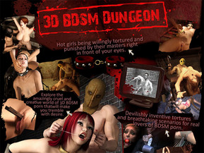 "With our great collection of various 3D BDSM galleries you will have plenty of time to look around and find the genre that turns you on instantly. There is torture, bondage and dominance, sadomasochism, fetishism ??"" you name it, we've got it all! Don't miss your unique chance of witnessing the most unbelievable BDSM porn stories unfold right in front of you."