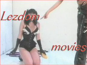 Lezdom movies. Lesbian domination sex. Ass and pussy licking,huge strapon fucking,spanking and tortures. mistresses sexualy humiliate their poor female slaves.
