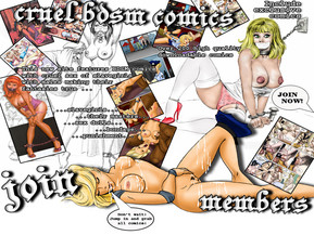 This new site features BDSM comics with incredible ful sex of slavegirls with filthy males making their most perverted fantasies true.Over 200 high quality downloadable comics.