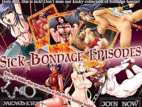 Superior bondage hentai episodes waiting for you to download them all!