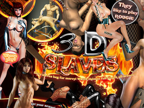 Animated 3D girls with bouncing tits and slim bodies spread to have their pussies full of love juices banged by whatever fits there.Superior bondage hentai episodes waiting for you to download them all!