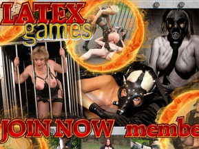 Welcome to Latex Games. The site features kinky rubber fetish romps with male and female slaves wearing latex costumes, gloves, masks, rubber overalls. Enjoy tons of pictures of amateurs in sexual latex suite!