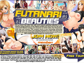 Get to know more about gorgeous futanari manga hotties both penises and vaginas, but that do it so hot that one will hardly be able to control his emotions when seeing those candies! Real paradise!