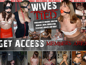 A BDSM destination for those who love naked women tied up and brought to the edge of their limits. Gals are bound and dominated with a whole slew of kinky sex toys: chains, nipple clamps, canes, cages, ropes, hot wax, ball gags, leather straps and much more. They love having their supple bodies restrained and ravaged, getting off to and pleasure.