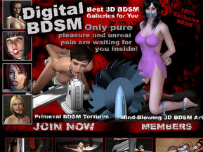Welcome to magnificent 3d bdsm porn! Inside you'll find only best bondage scenes, primeval bdsm action, extreme fetish, mind-blowing domination art. Exotic love, sweet and pure pleasure are waiting for you inside! Join now and enjoy the best 3D BDSM porn!
