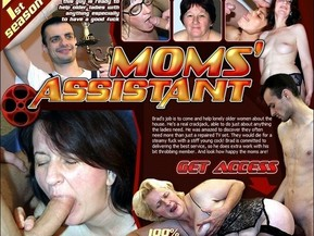 Exclusive Mature and Granny content. Brad's job is to come and help lonely older women about the house. He's a real crackjack, able to do just about anything the ladies need. He was amazed to discover they often need more than just a repaired TV set. They would die for a steamy fuck with a stiff young cock! Brad is committed to delivering the best service, so he does extra work with his bit throbbing member. And look how happy the moms are!