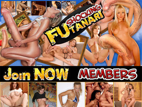 Shocking Futanari is a great collection dedicated to chicks with huge dicks! Sexy chicks and hot dirty sluts show their huge cocks and their hot bodies and wet pussies. Also they drill each other pussies with their hard shafts.