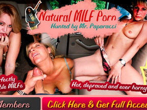 "Lonely MILFs, slutty housewives, sex-starved neighbors and more - Mr.Paparacci hunts down the hottest women in their mid-30s and early 40s and has them undress and get wild in front of his camera. Erotic outfits, complete nudity, pussy close-ups and hardcore fucking ??"" there's nothing these MILF sluts won't do when they are in a playful mood and they just love it when you watch them do it. Natural MILF Porn from Mr.Paparacci is a must-see for anyone who loves women in their sexual prime!"