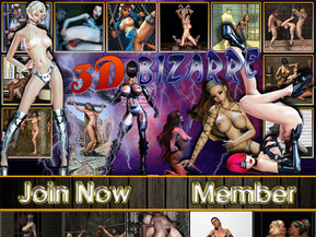 3D Bizarre is a great collection of high quality 3D images dedicated to bizarre sex and BDSM action. Hot chicks getting dominated in different ways, bondaged and tied by ropes, hancuffed and rammed in hardcore bizarre action.
