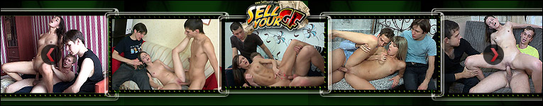 Guys sell their girlfriends to strangers like prostitutes! They must be total perverts to sit there and watch their GFs get fucked for cash. For some of these guys watching their girlfriends get banged by another man is a real turn-on while for others it's a painful pleasure. Watch these hot amateur chicks get their brains fucked out by horny strangers right before their boyfriends' eyes