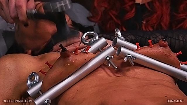 Extreme and Bizarre SM. The art of deviant BDSM. Real pain and agony.