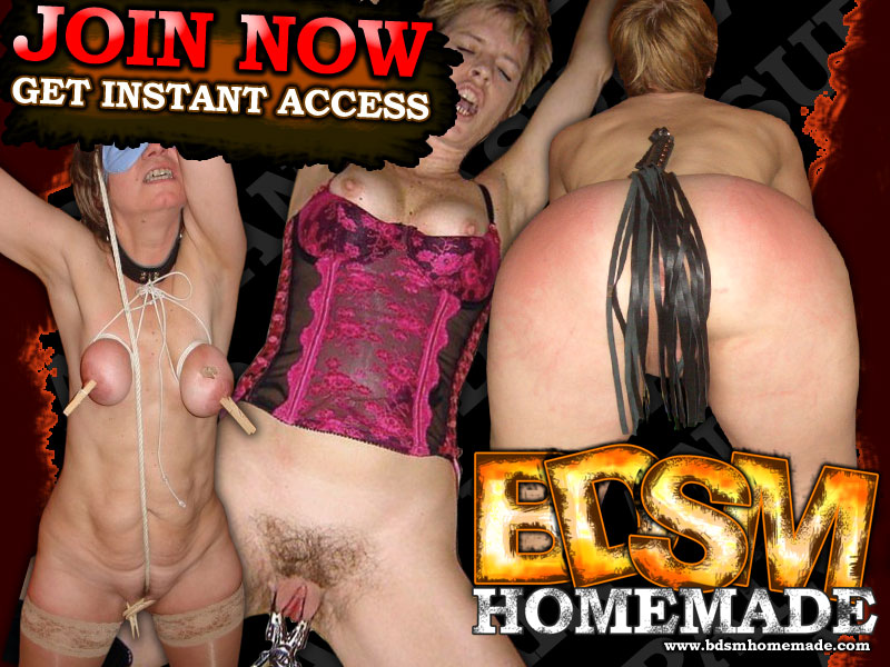 Homemade BDSM