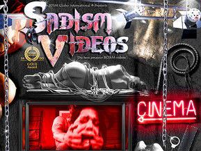 BDSM video site, great collection of quality BDSM videos, Movie Theater where you can watch online and download fetish bizarre sadomasochism movies