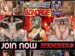 There is a lot of real amateur BDSM photos of hot chicks and nasty whores inside the members area of Home Bondage. Sweet teens and hot chicks are dominated and tied by hard ropes, handcuffs and other BDSM devices.