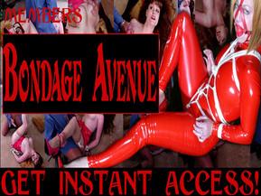 Magic place of art of bondage and BDSM!